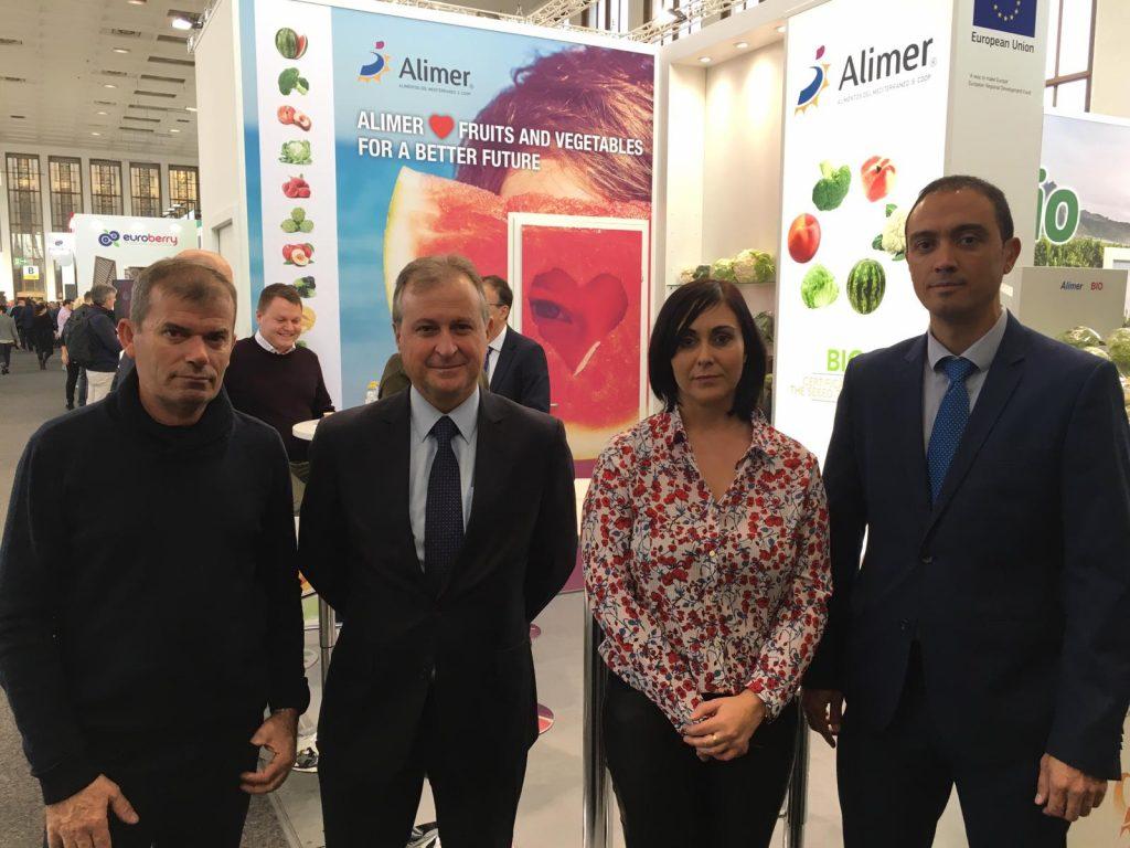 Fruit Logistica Alimer